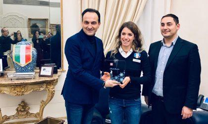 """La cuneese Marta Bassino """"Orgoglio del Piemonte che vince nel mondo"""""""