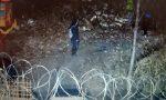 Tensione nel cantiere Tav, lanci di sassi e bombe carta IL VIDEO