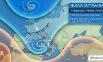 Meteo: veloce perturbazione nel weekend, da lunedì vortice ciclonico