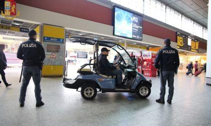 """Operazione """"stazioni sicure"""", controlli straordinari della Polfer"""