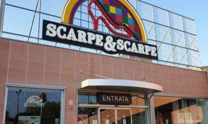 Crisi Scarpe&Scarpe, 11 negozi chiuderanno i battenti