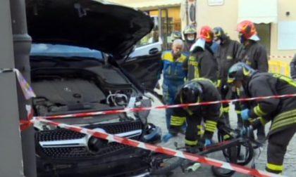 67enne di Torino travolta e uccisa da un suv impazzito a Monforte d'Alba