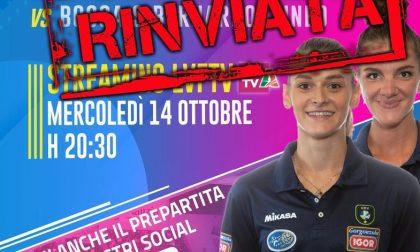 Cuneo – Igor Volley: rinviato il derby per un caso di positività al Covid