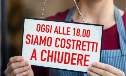 Confesercenti Cuneo: ieri la protesta contro la chiusura delle 18
