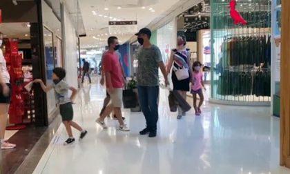 Furti nei centri commerciali, incastrati padre e figlio recidivi