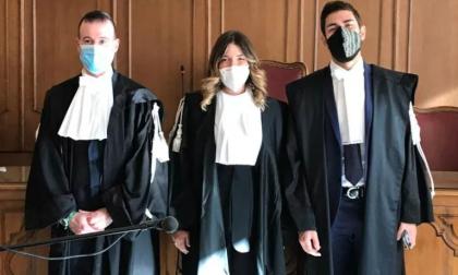 Tre nuovi giudici trentenni insediati al tribunale di Cuneo