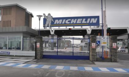 Alla Michelin di Cuneo scioperano i lavoratori della logistica