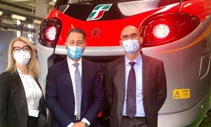 """Alstom Savigliano consegna il 100° treno """"Pop"""" eco-sostenibile alla Regione Piemonte"""