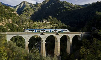 """La ferrovia Cuneo-Nizza si aggiudica il primo round de """"I luoghi del Cuore"""""""