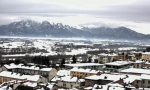 Meteo Cuneo: temperature in netto calo in tutta la provincia