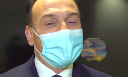 """Cirio: """"In Piemonte le aziende sono pronte a vaccinare i propri dipendenti, serve solo l'autorizzazione di Draghi"""""""