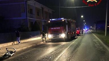 Tragedia a Dronero, ragazzo di 16 anni perde la vita in un incidente stradale