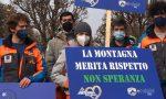 Il popolo della Montagna unito manifesta a Cuneo, presente anche il governatore Cirio