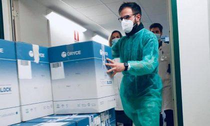 Vaccini AstraZeneca: arrivate in Piemonte le prime 17.800 dosi