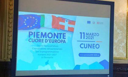 Recovery Plan e fondi europei: la Regione incontra gli attori economici della Granda