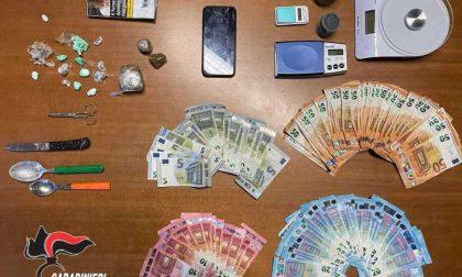 Spacciava hashish nei vicoli di Dogliani, arrestato giovane di 20 anni