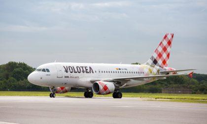 Volotea fa il suo debutto all'aeroporto di Cuneo