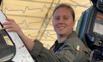 E' di Alba la prima donna pilota di aerei d'attacco della Marina Militare italiana