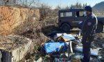 Dronero, abbandonati 1.500 metri cubi di rifiuti lungo le strada del Comune