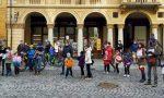 """Manifestazione """"TorniAMO a Scuola!"""" in piazza Galimberti a Cuneo"""