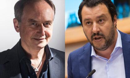 """Rapina alla gioielleria di Grinzane Cavour, Salvini: """"La difesa è sempre legittima"""""""