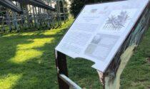 Spaccata e imbrattata la targa commemorativa del Monumento alla Resistenza di Cuneo