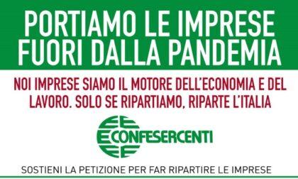 """Confesercenti Cuneo: """"Portiamo fuori le imprese dalla pandemia"""""""