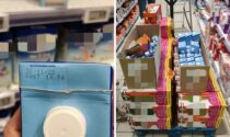 Ipermercato di Cuneo vendeva prodotti per neonati e bambini scaduti da oltre 5 mesi