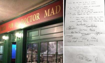 Covid, pub chiuso e sanzionato: sono gli stessi clienti a pagare la multa