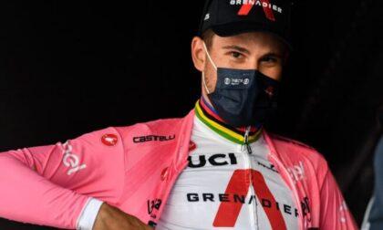 Terza tappa del Giro d'Italia: la carovana rosa arriva nel cuneese