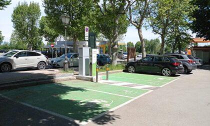 Sei nuove colonnine per la ricarica delle auto elettriche a Cuneo