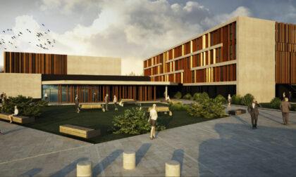 Bra, presentato il progetto della nuova scuola superiore