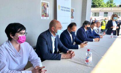 Confindustria Cuneo dà il via alle vaccinazioni nelle aziende