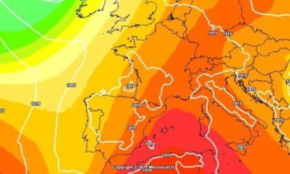 Settimana di caldo intenso, arriva l'afa: a Cuneo punte di 32 gradi