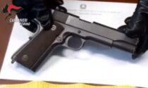 Con il volto coperto da mascherina, rapina panetteria armato di pistola: arrestato 45enne cuneese
