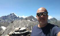 Precipita sul Pelvo d'Elva, Luca perde la vita a 48 anni