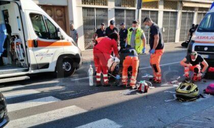 Turista 71enne cuneese muore investita da uno scooter in Liguria