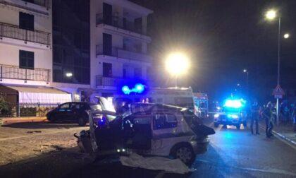 Terribile schianto a Diano Marina: muore 19enne di Alba