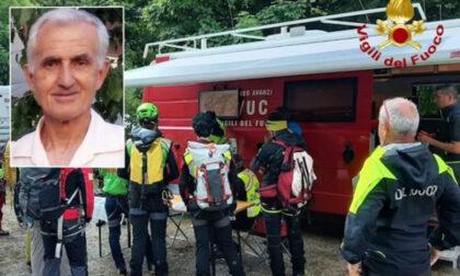 Scomparso 69enne di Fossano, ricerche in corso in alta Val di Gesso