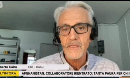 Afghanistan: il medico cuneese Alberto Cairo da 30 anni in prima linea