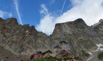 Rimangono bloccati in parete su Punta Piacenza, due alpinisti soccorsi in tarda serata