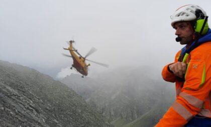 Trovato senza vita l'escursionista disperso in valle Gesso