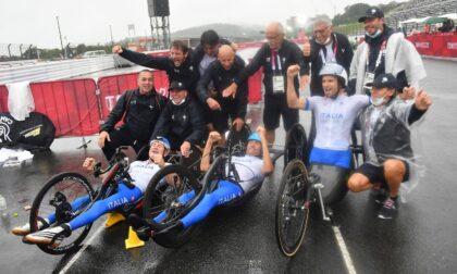 Paralimpiadi Tokyo, il cuneese Diego Colombari medaglia d'oro nel Team Relay