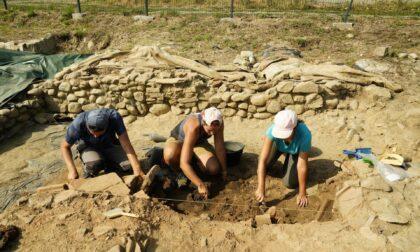 Ripresi gli scavi archeologici a Costigliole Saluzzo