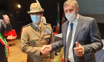 Il generale Figliuolo è stato nominato cittadino onorario di Saluzzo