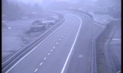 Maltempo, chiuso il tratto autostradale tra Ceva e il bivio A6/A10 Savona in direzione Liguria