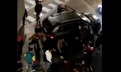 Maxi rissa in centro a Bra: denunciati sei giovani tra i 24 e i 33 anni