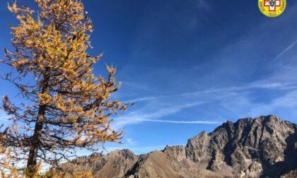 Escursionista 69enne ferito a 2200 metri di quota: intervento dell'elisoccorso