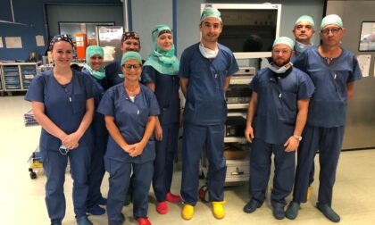 Urologia Savigliano, eseguito primo intervento laparoscopico con fluorescenza