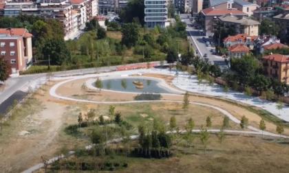 Parco Parri prende sempre più forma